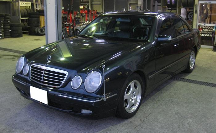 メルセデスベンツE320 215/55R16