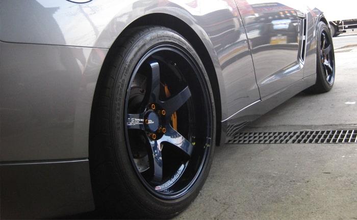 アドバンレーシングGTプレミアムバージョンR35 GT-R