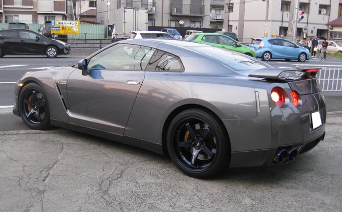 ADVAN Racing GT 20インチ レーシングチタニウムブルー