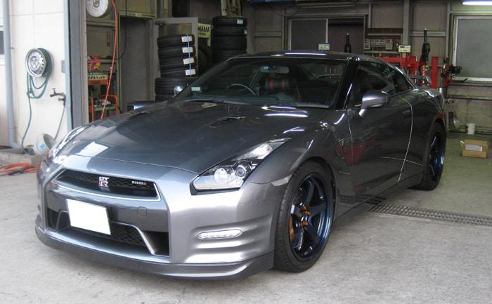 R35 GT-R ADVAN Racing GT