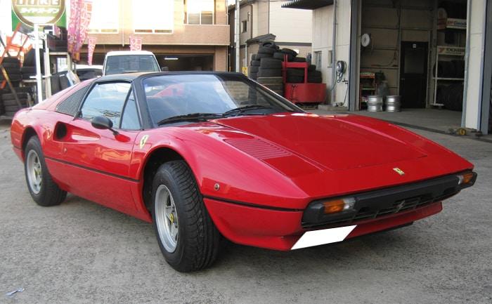 フェラーリ308GTS