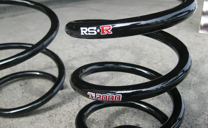 RS-R Ti2000 ハーフダウン VOXY