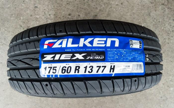 FALKEN ZIEX 175/60R13