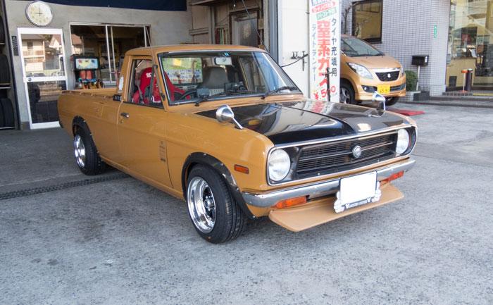 サニートラック SSR MKⅢ 装着