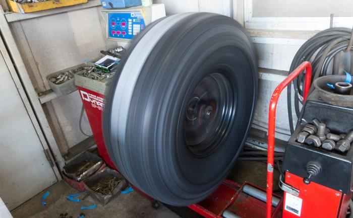 バランス調整 トラック用 40×13.50R17