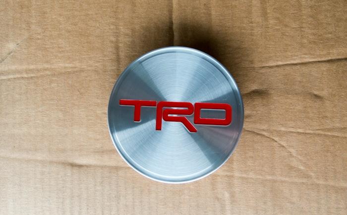 TRD センターキャップ ビードロックスタイル