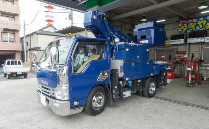 トラック メッキホイール 埼玉県