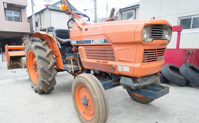 クボタ トラクター L2601