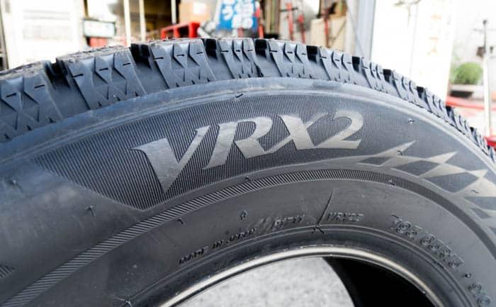 VRX2 サイドウォール