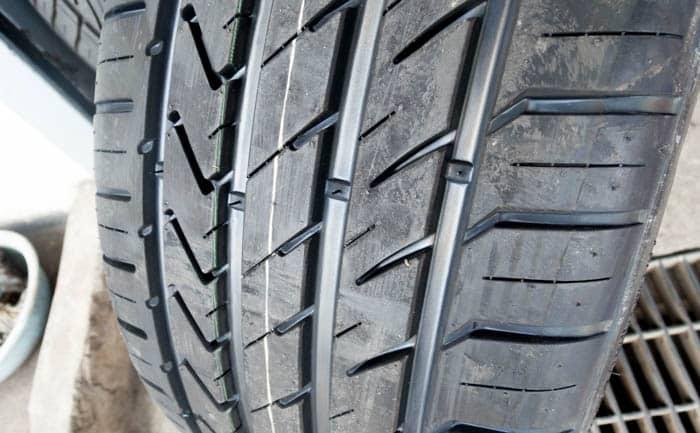 245/30R22 タイヤ交換