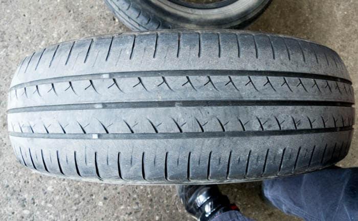 ソリオ 純正タイヤ 低燃費タイヤ