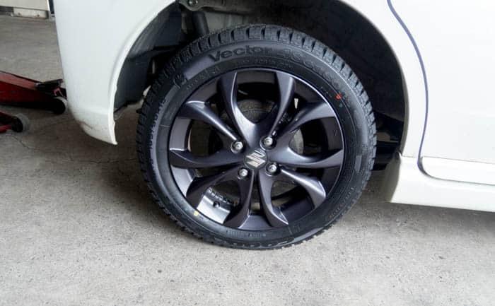 ソリオ 165/60R15 おすすめ タイヤ