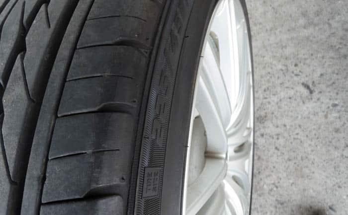 8J ひっぱり タイヤ 225