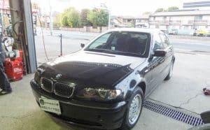 BMW3シリーズにおすすめ!コンチネンタルコンフォートコンタクトCC6を装着しました[195/65R15]