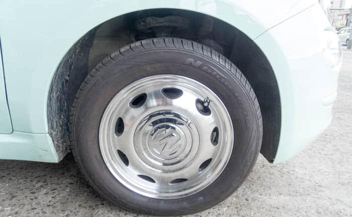 FIAT500 タイヤ ホイール おすすめ
