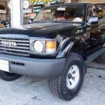 トヨタ ランドクルーザー80系におすすめ! ヨコハマのアイスガードSUV G075を装着しました[315/75R16]