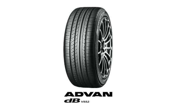 ADVAN dB V552 アドバンデシベル