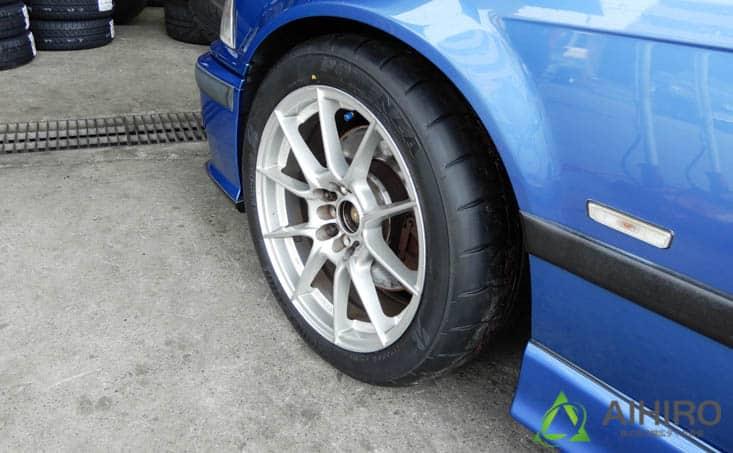 BMW Sタイヤ タイヤ交換 相広タイヤ