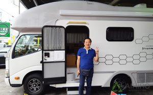 トヨタのカムロードにオススメ!【最新タイヤ】ミシュランアジリスキャンピングを装着しました。[215/70R15]
