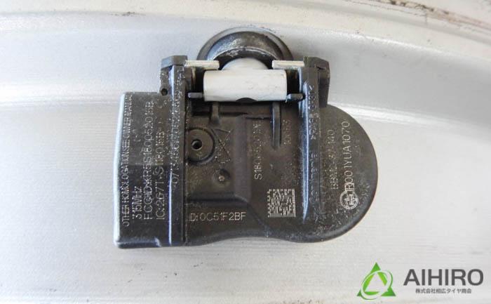 相広タイヤ 空気圧センサー 複製