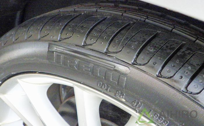 チントゥラートP7 サイドウォール 相広タイヤ