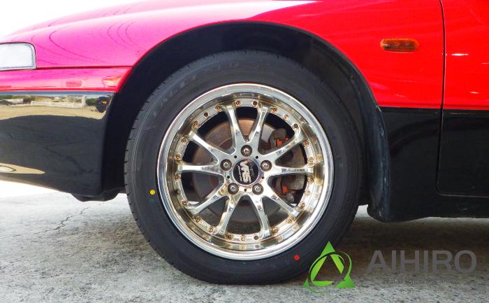 SVX タイヤ交換 相広タイヤ