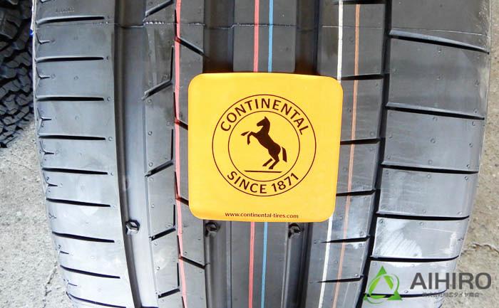コンチネンタル スポーツコンタクト6 タイヤ