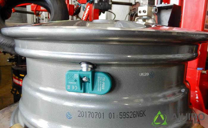 フィアット ホイール 空気圧センサー
