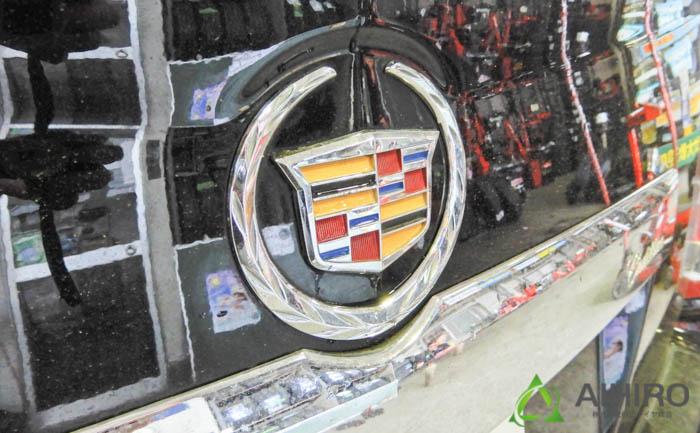 キャデラック タイヤ交換 タイヤガーデン川越