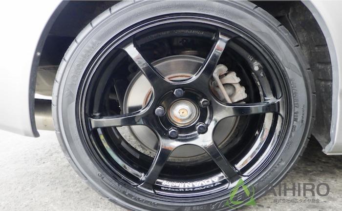 ホイール タイヤ交換 S2000