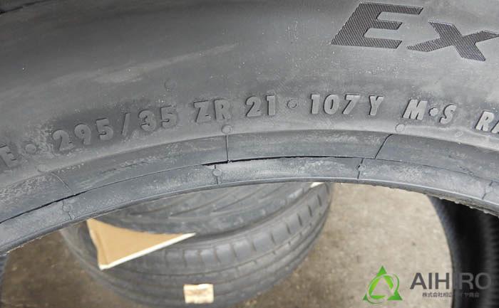 コンチネンタル エクストリームコンタクトDWS06 タイヤ