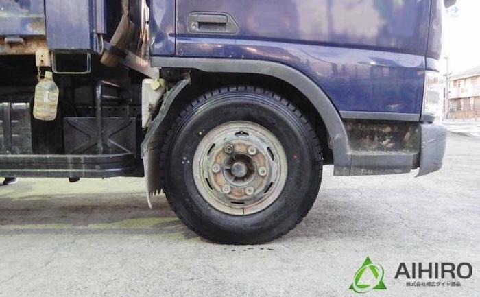タイタン タイヤ交換 ヨコハマタイヤ
