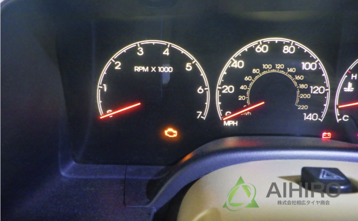 ナビゲーター 空気圧センサー 相広タイヤ