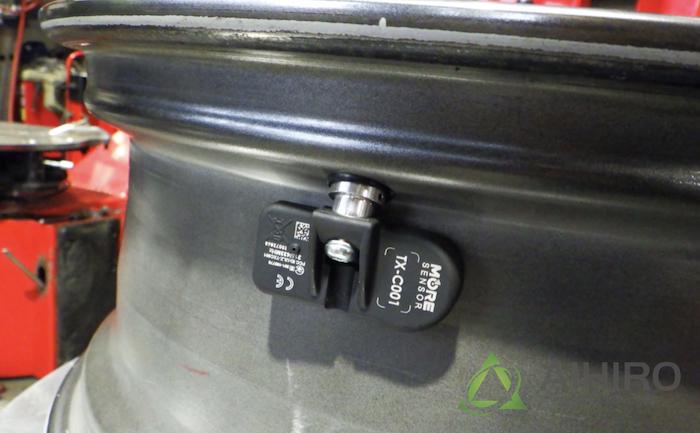 空気圧センサー ホイール レクサス