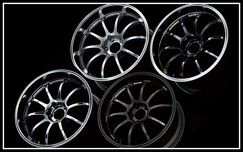 アルミホイール タイヤ アドバンレーシング RS-D