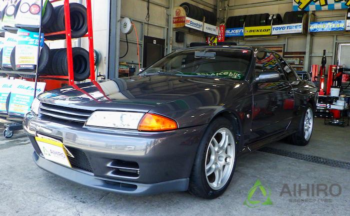 日産 GT-R R32