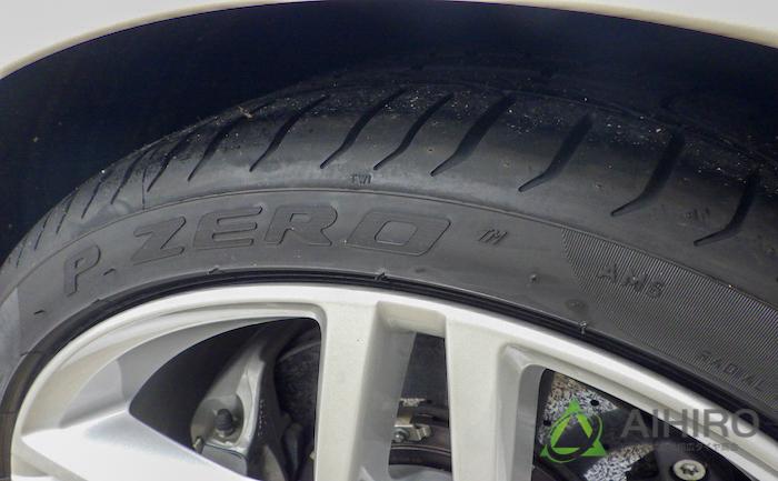 承認タイヤ AMS タイヤ