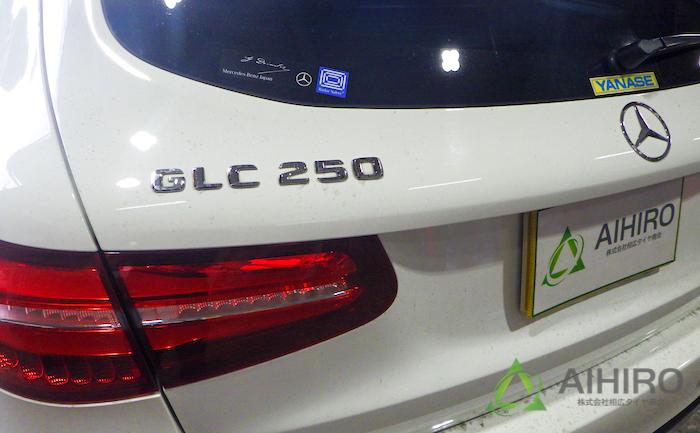 GLC250 タイヤ交換 埼玉県川越市