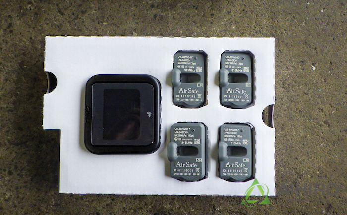 空気圧センサー タンドラ キャンピングカー