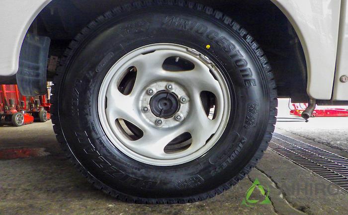 ブリザック タイヤ交換 相広タイヤ