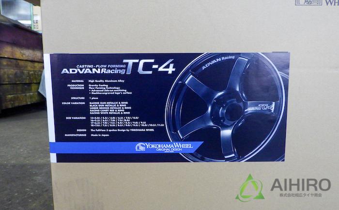 TC-4 ホイール 相広タイヤ