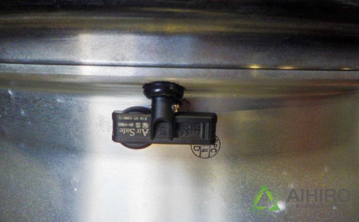 空気圧センサー エアセーフ TPMS