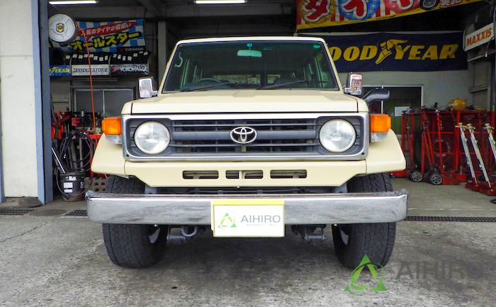 ランクル70 トヨタ SUV