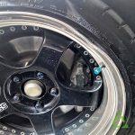 ホイール修理 RX-7 相広タイヤ