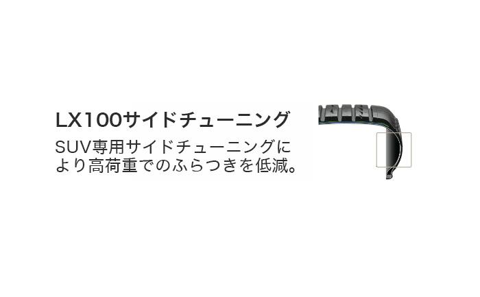 アレンザ-LX100 性能