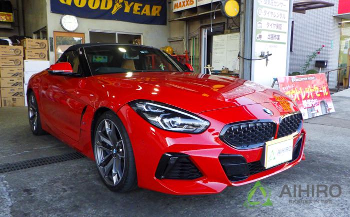 BMW Z4 オープンカー