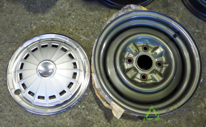 ホイール交換 1600GT タイヤ交換