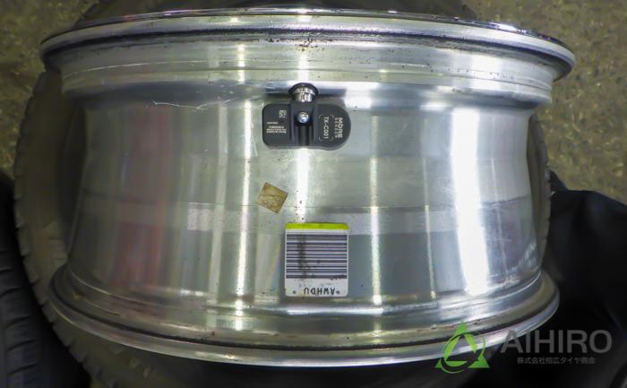 空気圧センサー ホイール タイヤガーデン川越