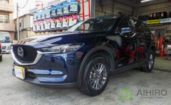 マツダ CX-5におすすめ!トーヨータイヤのプロクセスCL1 SUVを装着しました[225/65R17]