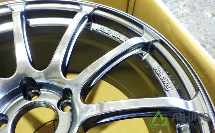 ADVANレーシング RS-Ⅱ タイヤガーデン川越